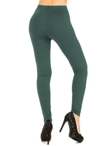 Solid Seafoam Leggings