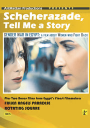 SCHEHERAZADE, TELL ME A STORY + FALLEN ANGELS PARADISE & ROTATING SQUARE