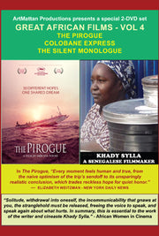 GREAT AFRICAN FILMS: VOLUME 4