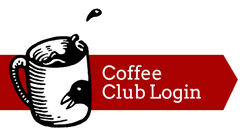 Coffee Club Login