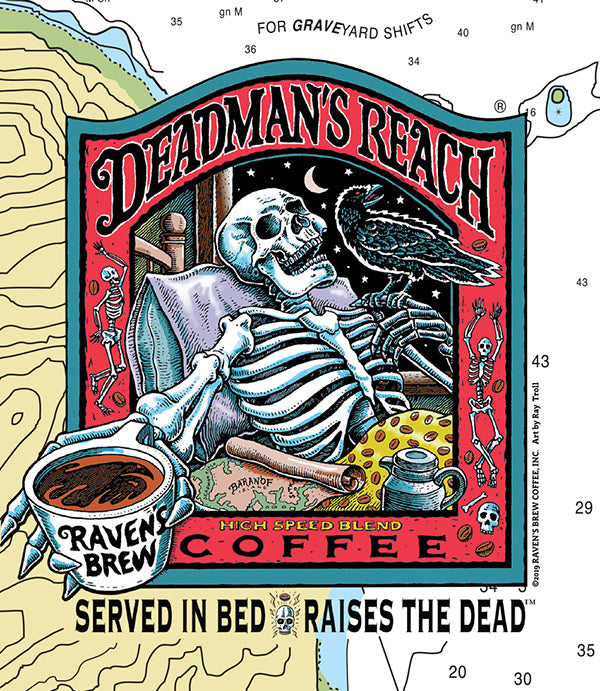Deadman's Reach Coffee