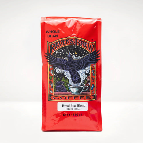 12oz Breakfast Blend Coffee