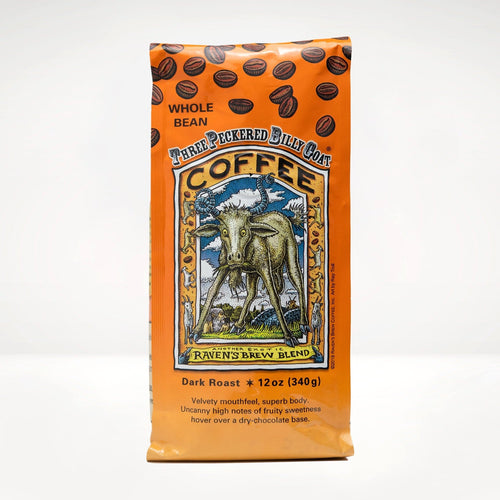12oz Three Peckered Billy Goat® Coffee