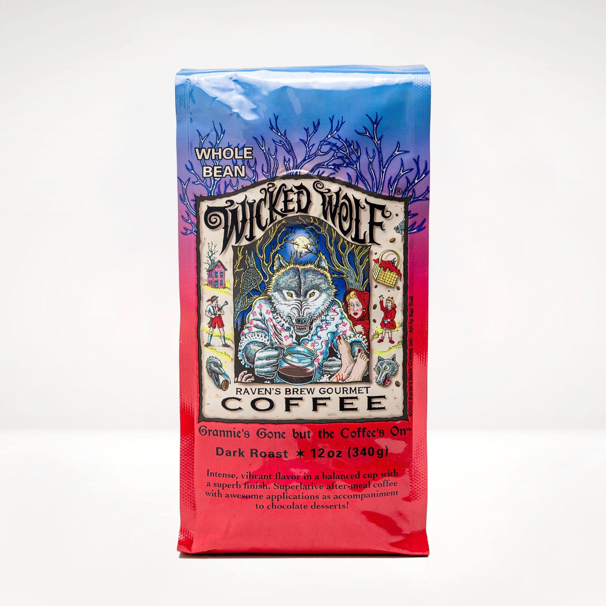 12oz Wicked Wolf® Coffee