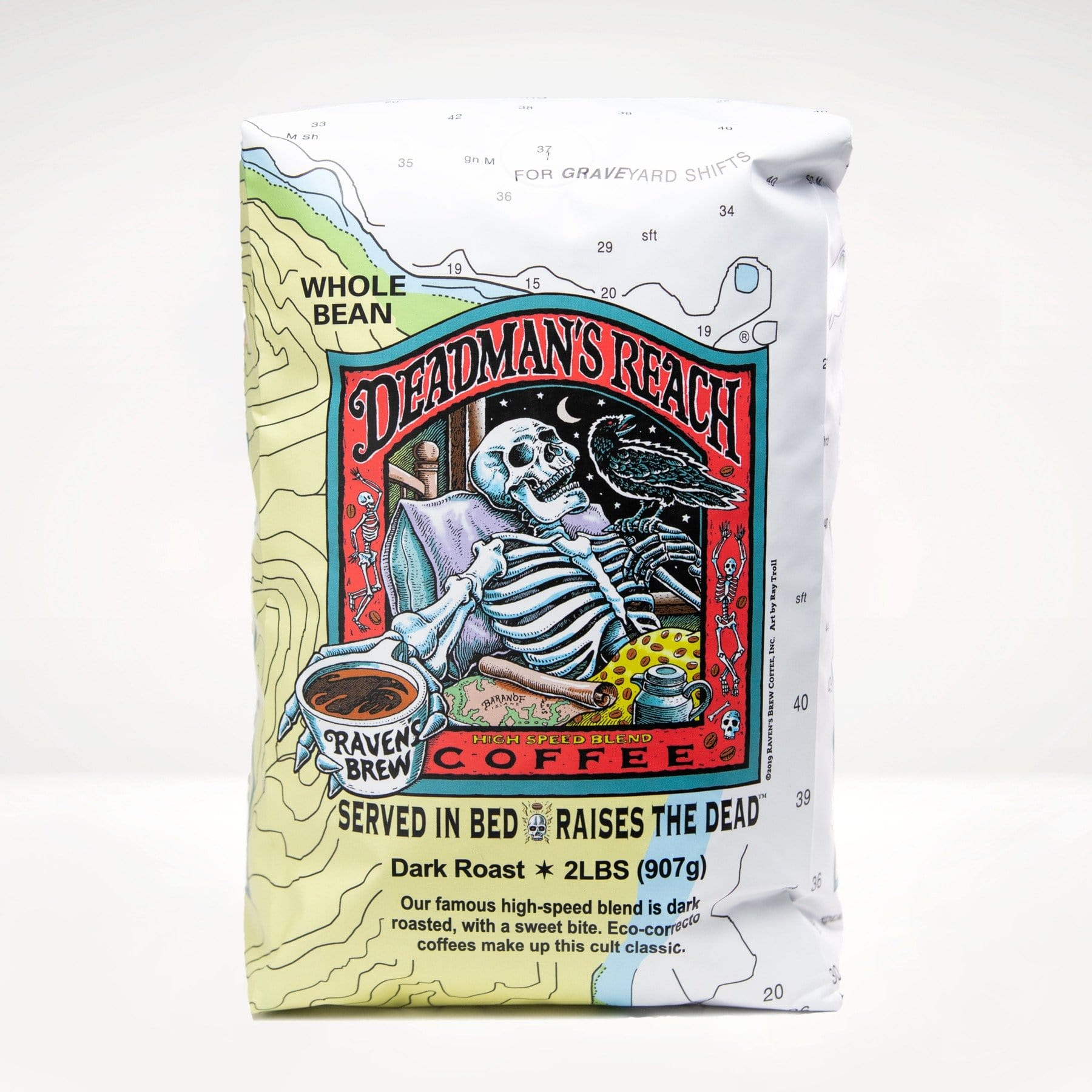 2lb Deadman's Reach® Coffee