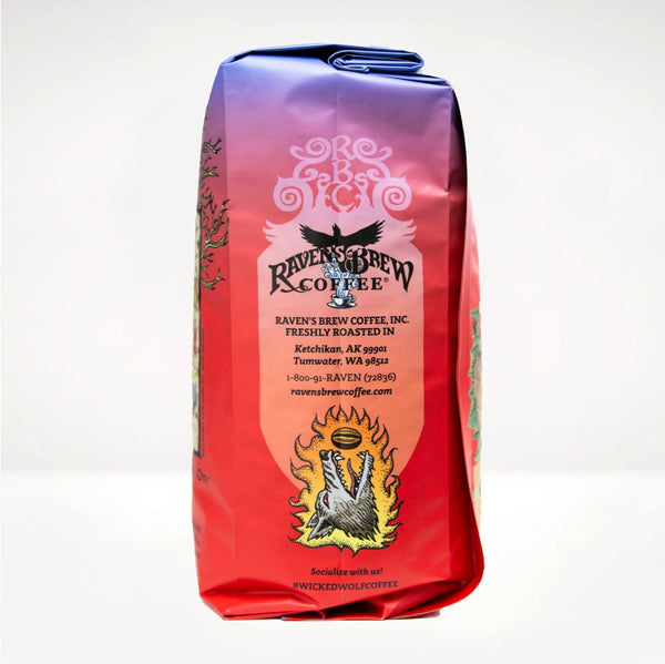 2lb Wicked Wolf® Coffee
