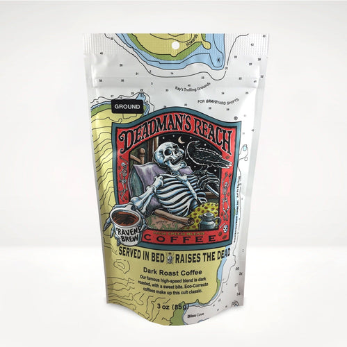 3oz Deadman's Reach® Coffee