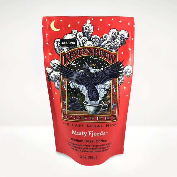 Misty Fjords™ Triplet of 3oz Bags