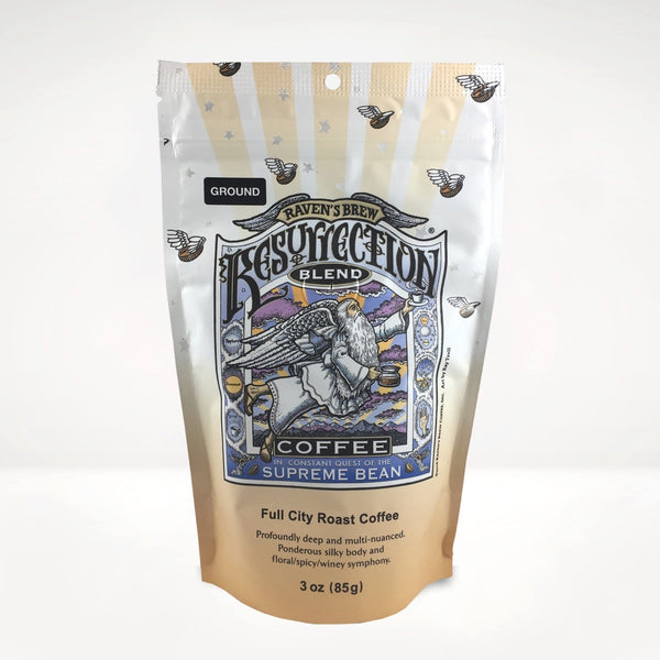 Resurrection Blend® Triplet of 3oz Bags
