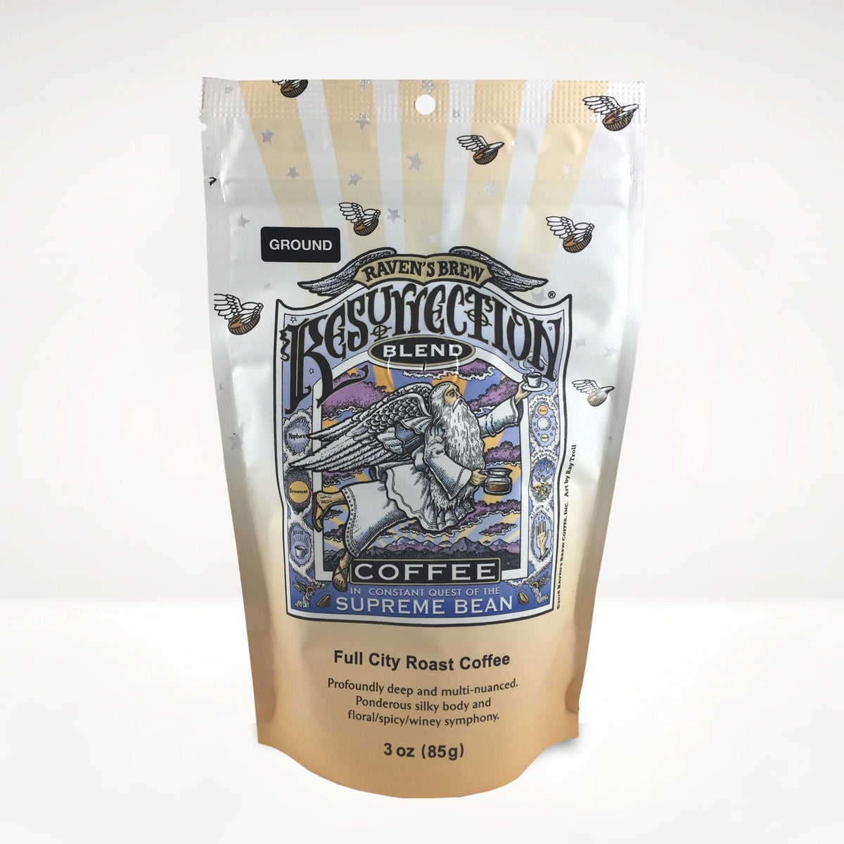 3oz Resurrection Blend® Coffee