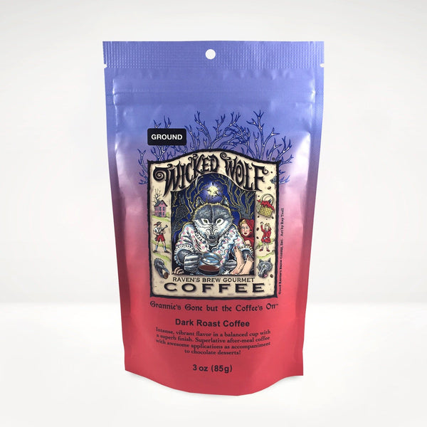 3oz Wicked Wolf® Coffee