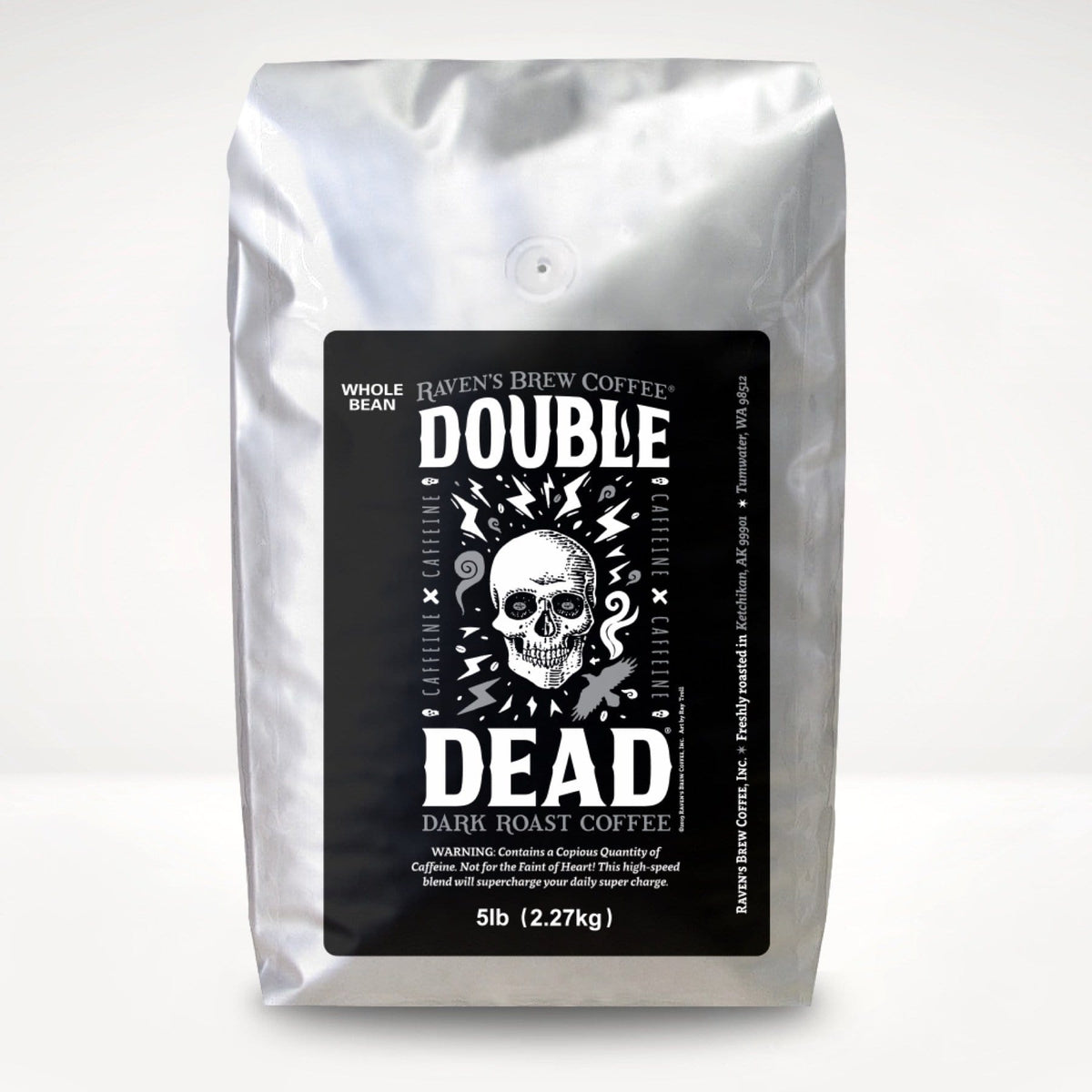 5lb Double Dead® Coffee