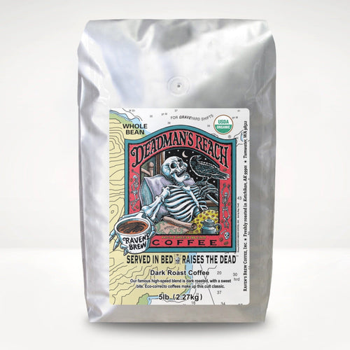 5lb Organic Deadman's Reach® Coffee