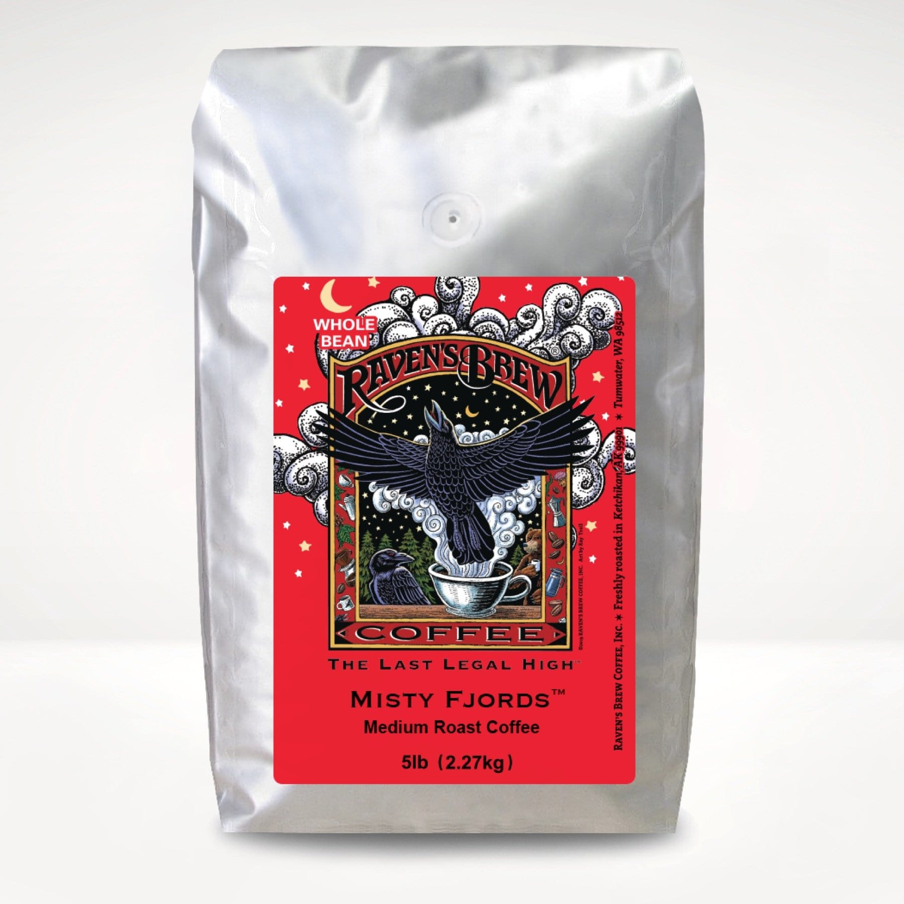 5lb Misty Fjords™ Coffee