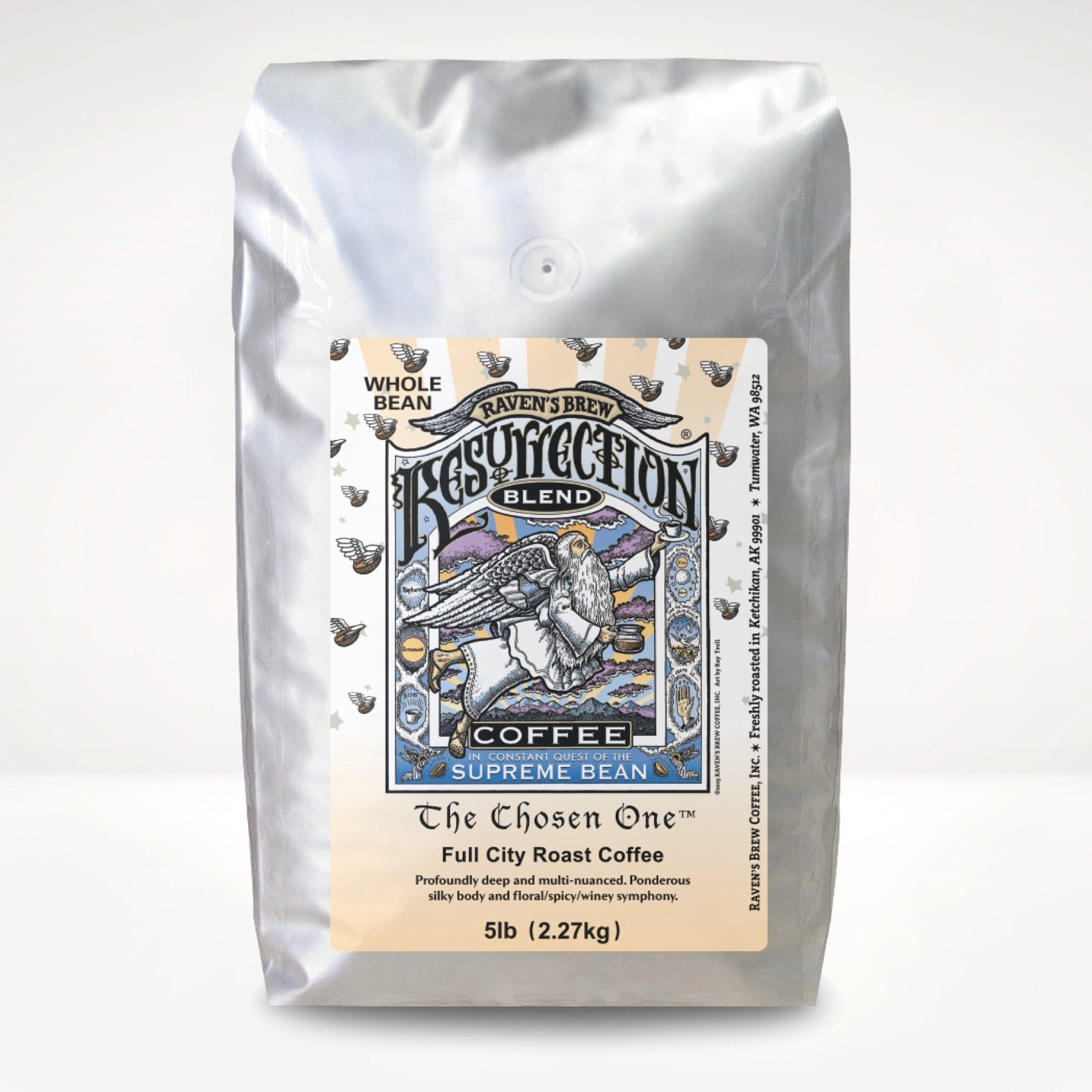 5lb Resurrection Blend® Coffee