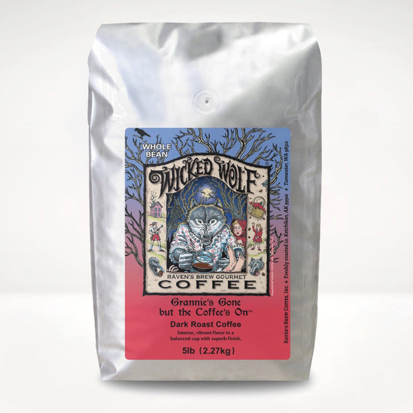 5lb Wicked Wolf® Coffee