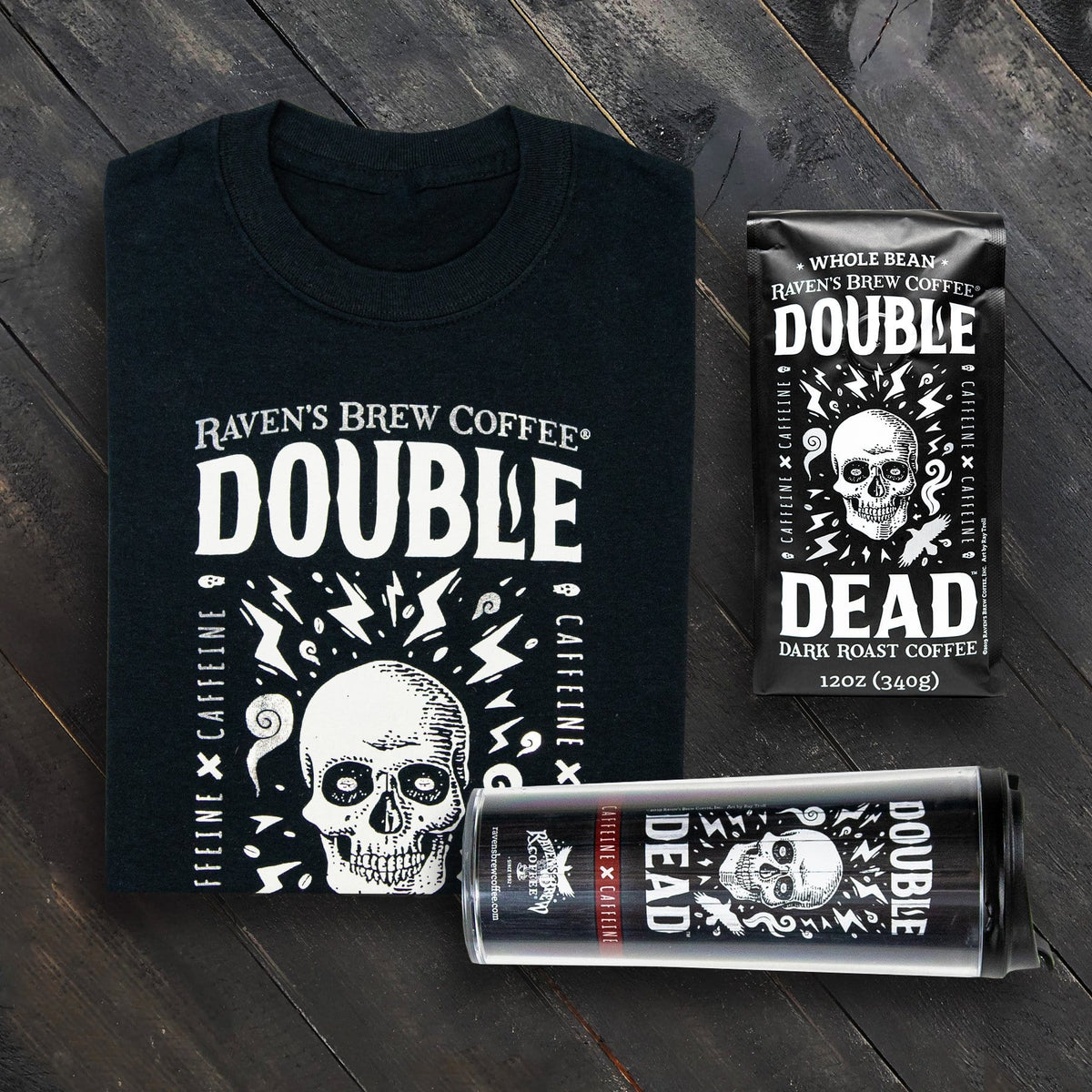 Adventure Pack with Double Dead® Coffee