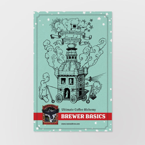 Ultimate Coffee Alchemy Card: Brewer Basics