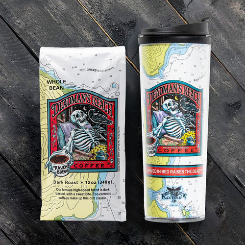 Commuter Pack with Deadman's Reach® Coffee