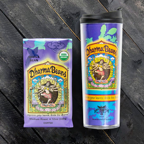 Commuter Pack with Dharma Beans® Coffee