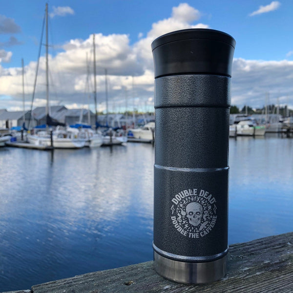 Double Dead® Stainless Steel Travel Tumbler