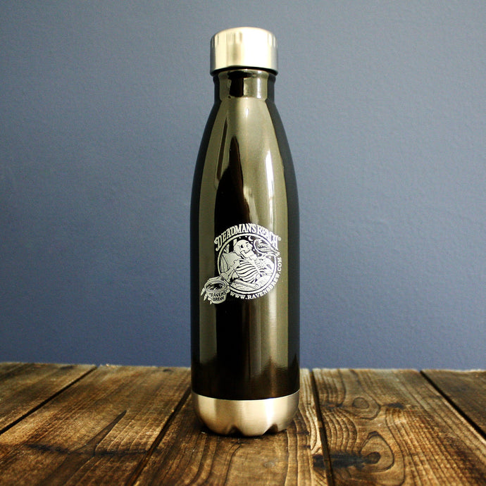 Deadman's Reach® Stainless Steel Travel Bottle