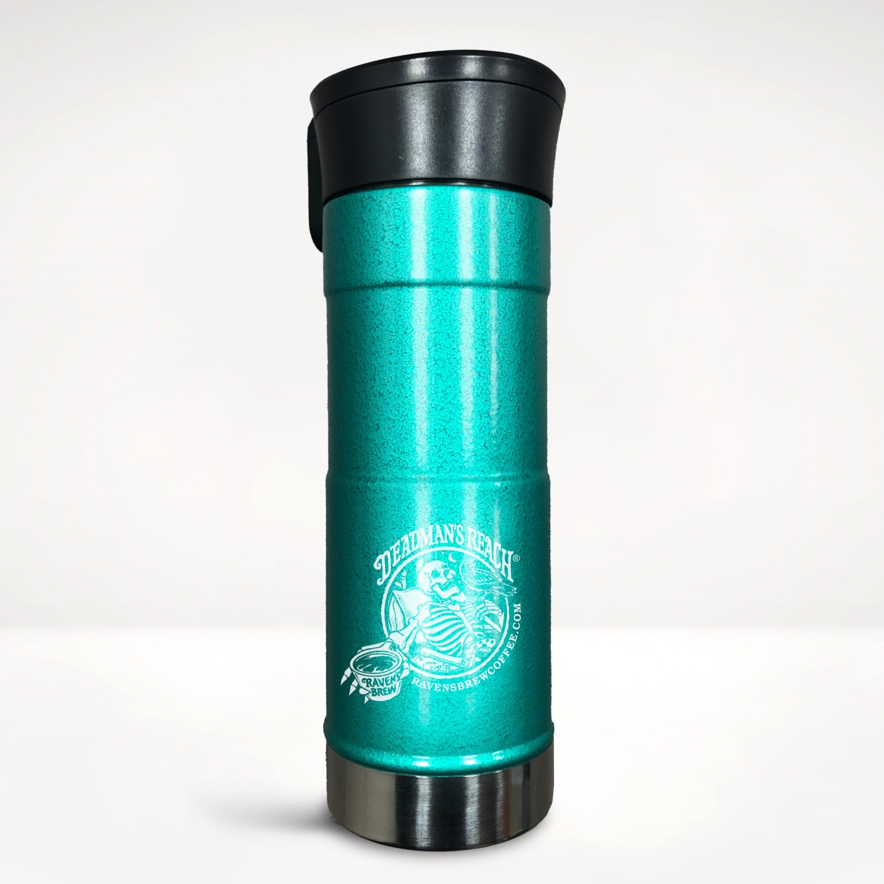 Deadman's Reach® Stainless Steel Travel Tumbler