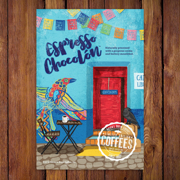 10oz Limited Edition: Espresso Chocolón™ Coffee