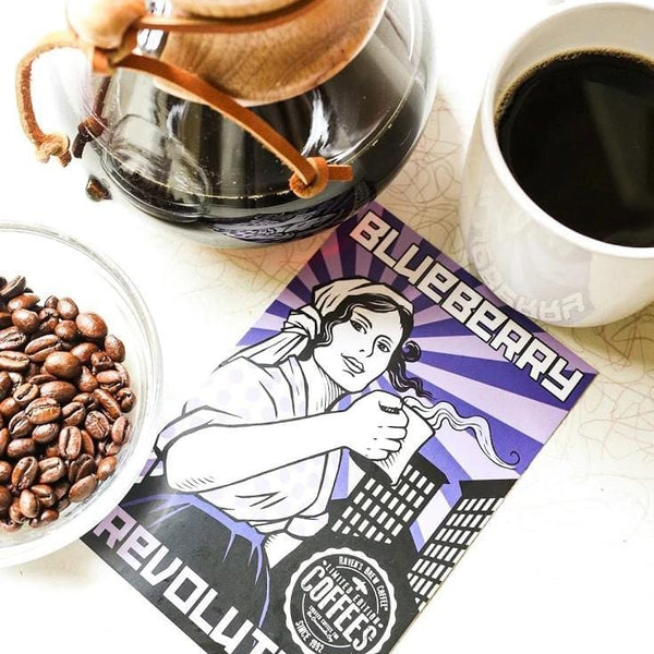 10oz Limited Edition: Blueberry Revolution™ Coffee