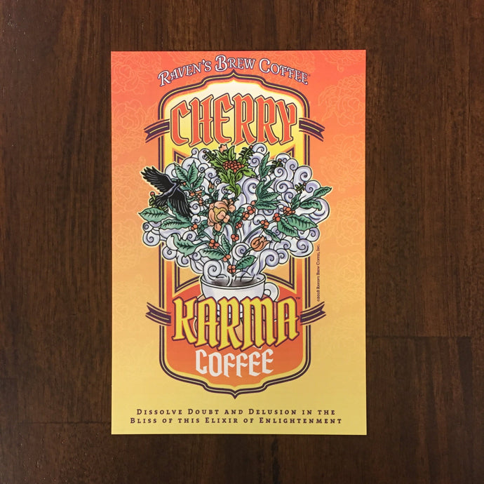 10oz Limited Edition: <br>Cherry Karma™ Coffee