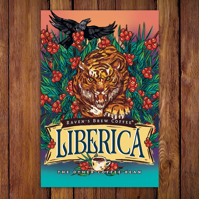 10oz Limited Edition: Liberica Coffee