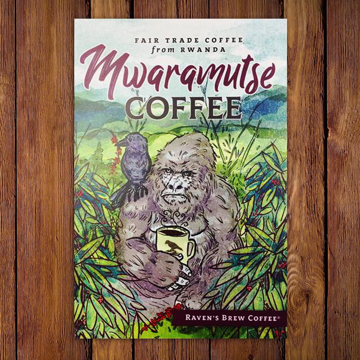 10oz Limited Edition: Mwaramutse Coffee