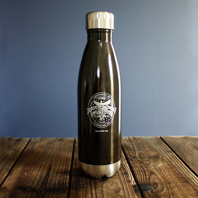 25th Anniversary Limited Edition Stainless Steel Travel Bottle