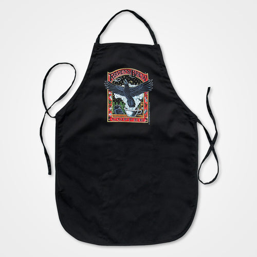 Raven's Brew Coffee® Apron - Long