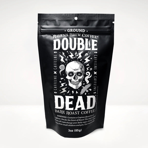 Double Dead® Triplet of 3oz Bags