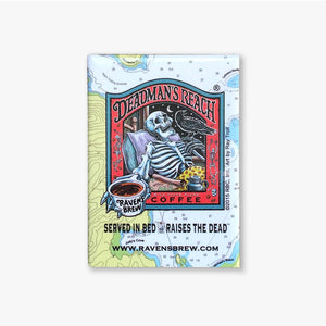 Raven's Brew Coffee® Magnet Set