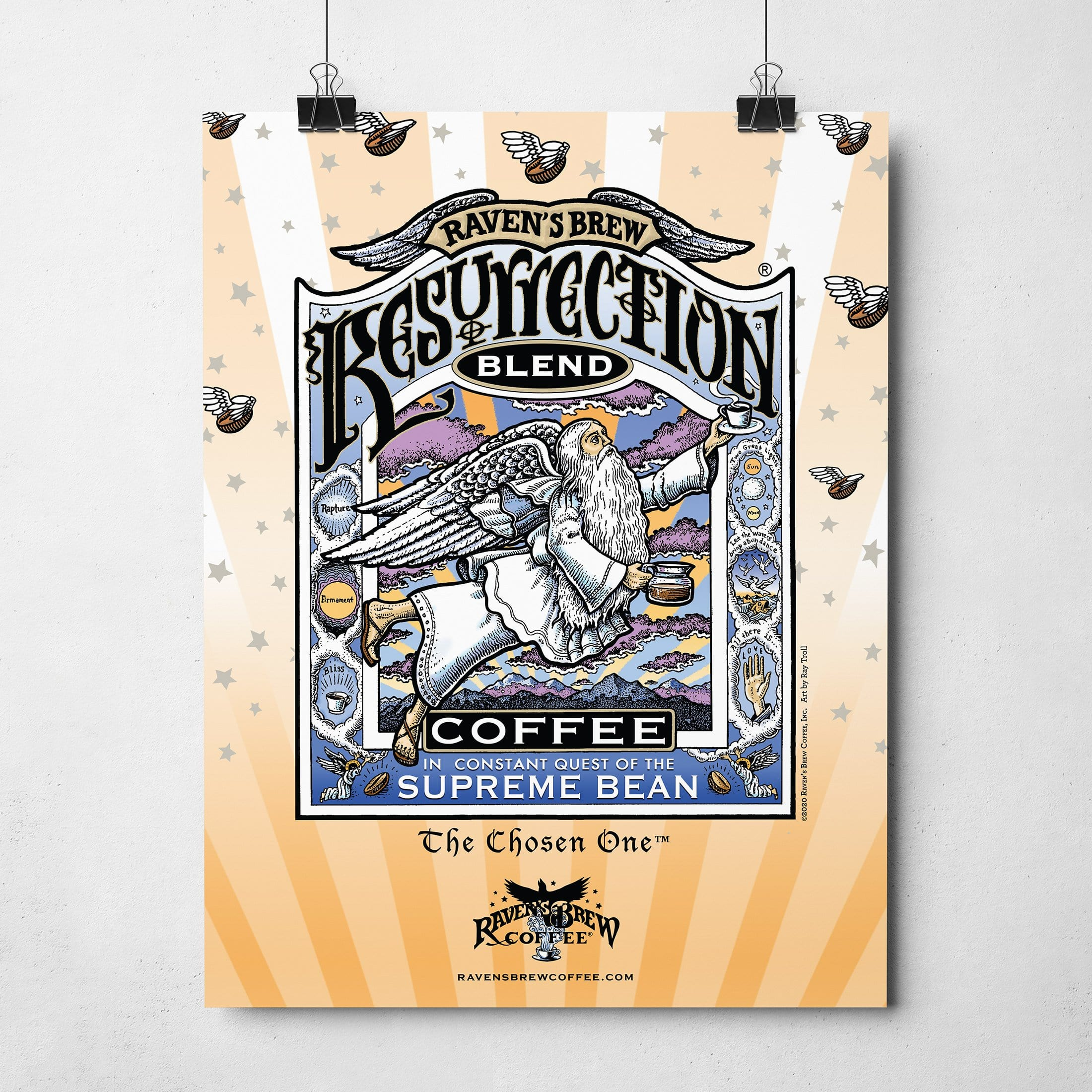 Resurrection Blend® 11
