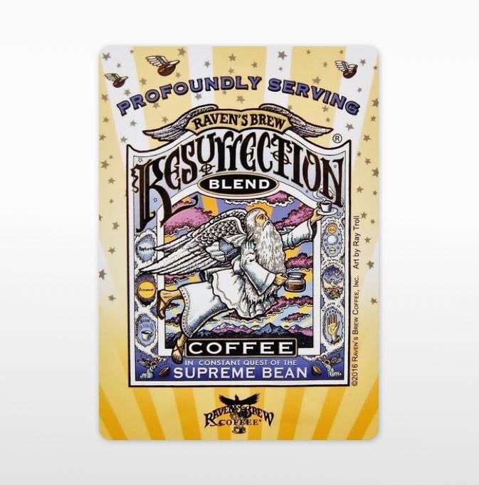 Resurrection Blend® Label Art Cling