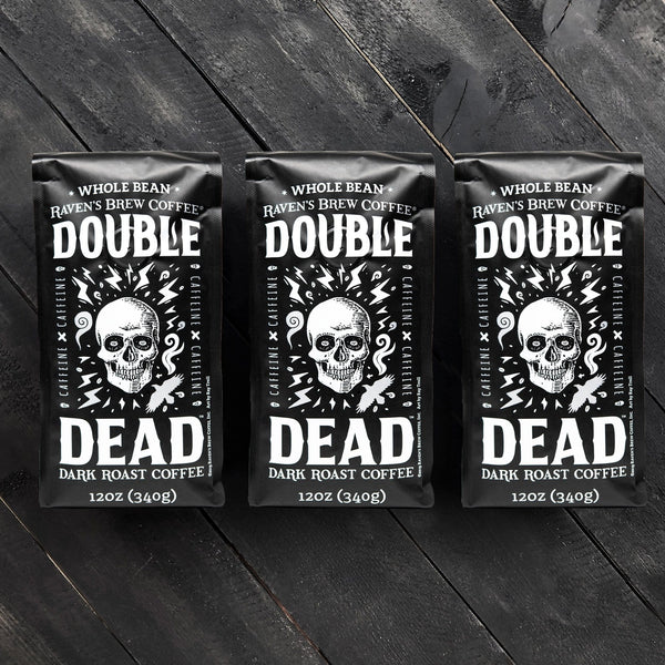 Threesome Set of Double Dead® Coffee