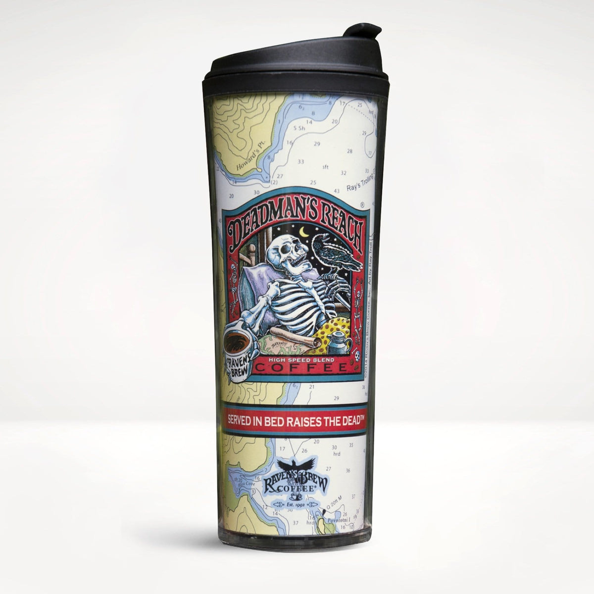 Deadman's Reach® Travel Tumbler