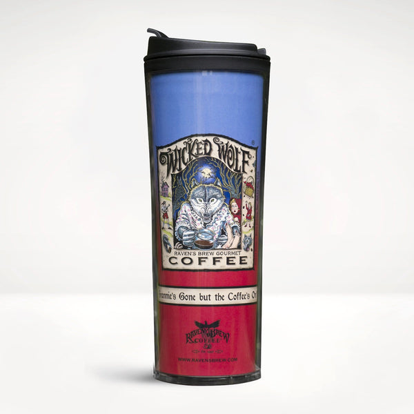Wicked Wolf® Travel Tumbler