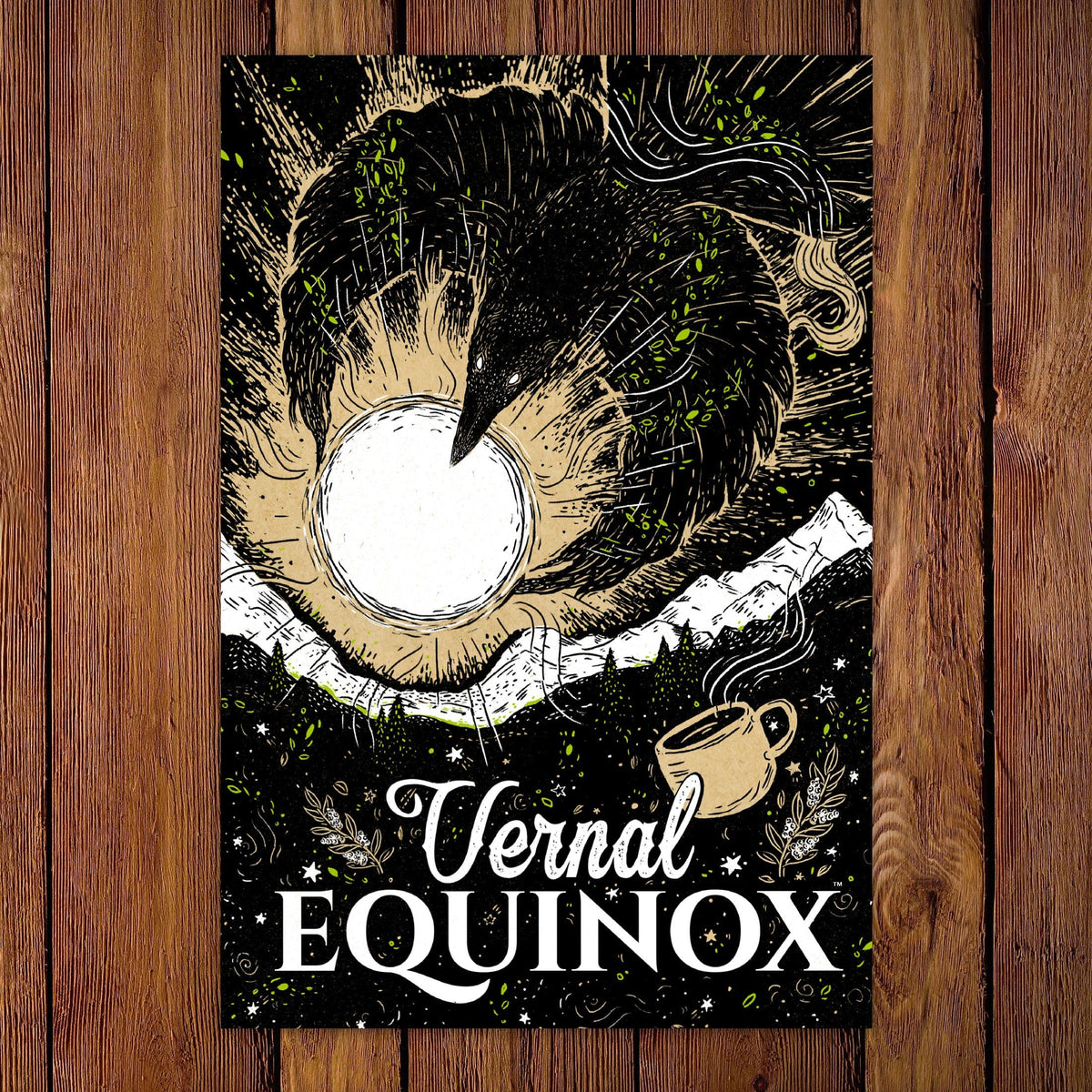 10oz Limited Edition: Vernal Equinox™ Coffee