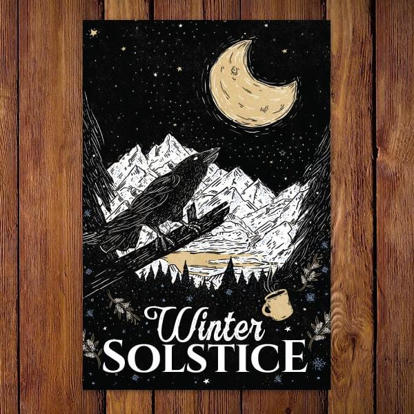 10oz Limited Edition: Winter Solstice Coffee
