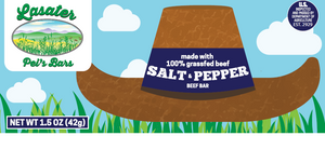 Pei's Bars - - Salt and Pepper Beef Bar