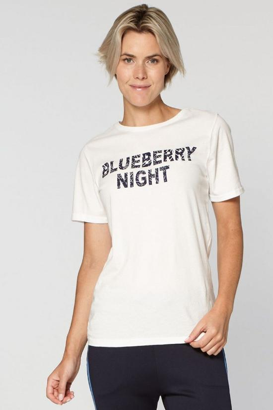 Blueberry Night Tee-Circle of Trust-Jupe