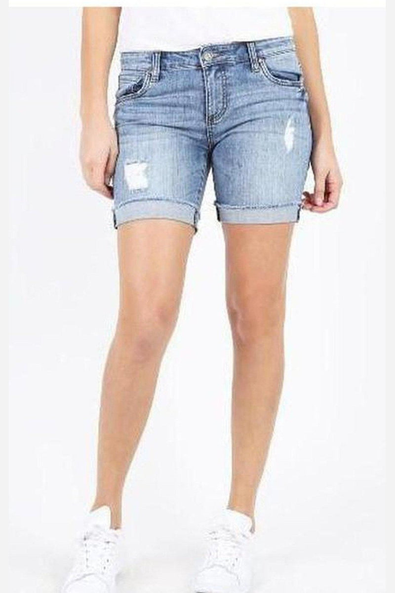 Catherine Boyfriend Short-Kut from the Kloth-Jupe