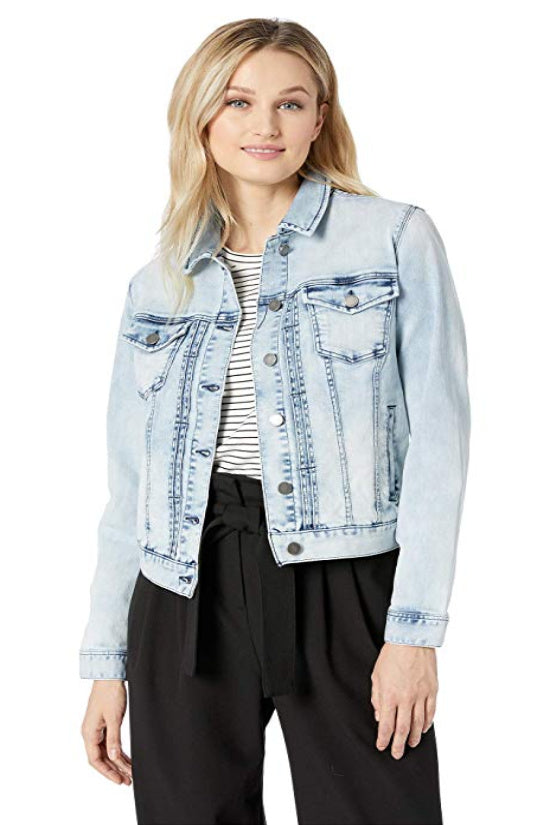 Evan Denim Jacket