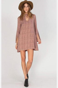 Lazarus Dress-Gentle Fawn-Jupe