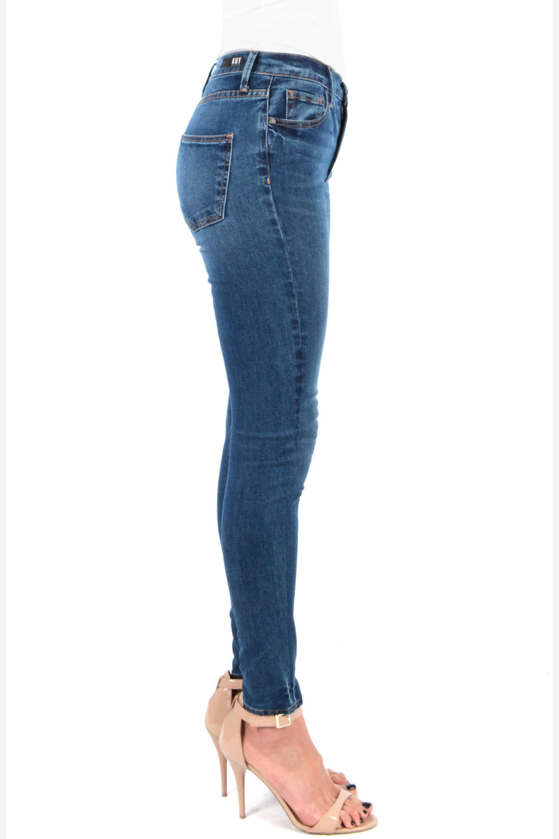 Mia High Rise Skinny Jeans-Kut from the Kloth-Jupe