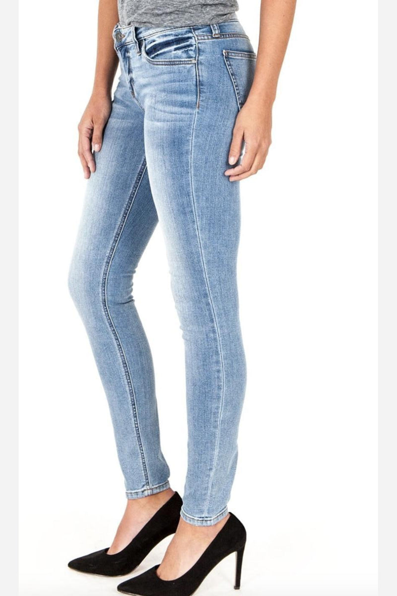 Mia Toothpick Skinny Jeans-Kut from the Kloth-Jupe